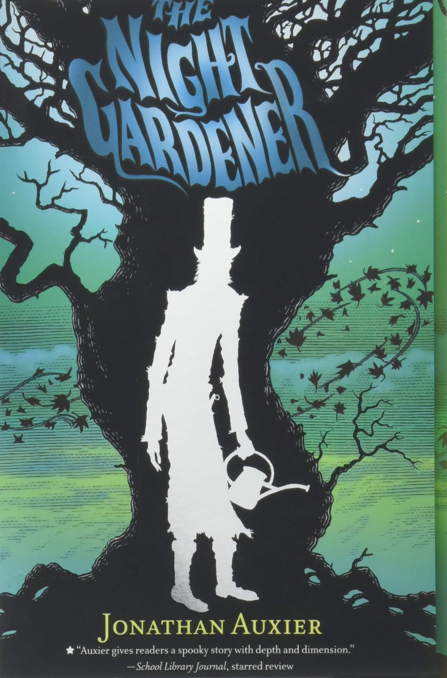 The Night Gardener_30 Engaging High School Read Alouds