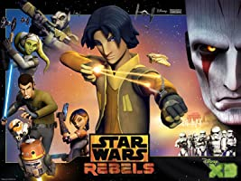 Star Wars Rebels Season 1, Volume 1