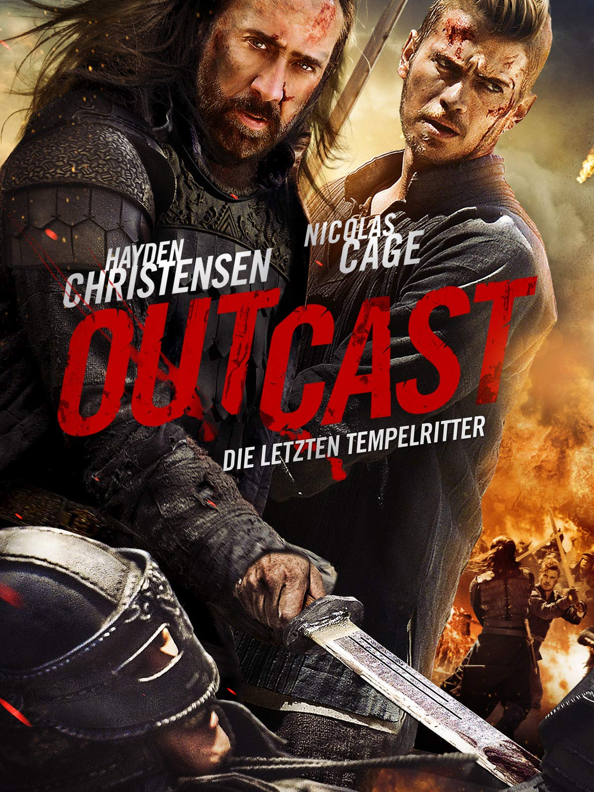 Outcast Die Letzten Tempelritter