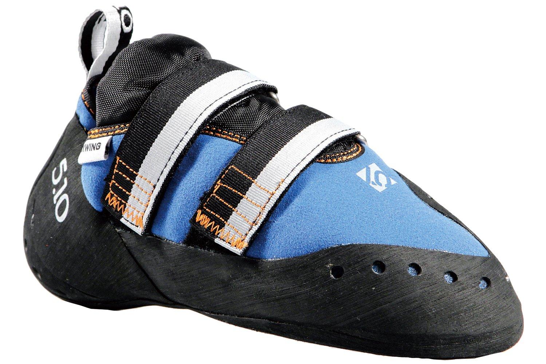 Five Ten Kletter Schuh schwarzwing Unisex Blau Orange