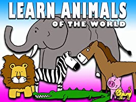 Learn Animals of the World!