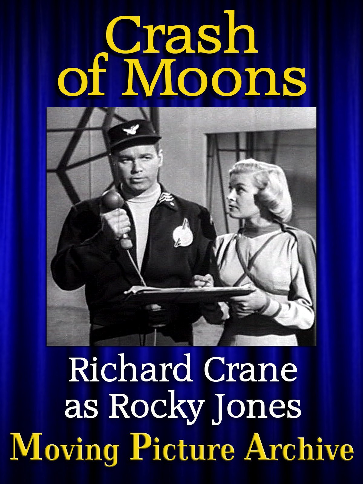 Crash of Moons - 1954 on Amazon Prime Video UK