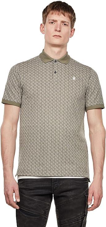 G-STAR RAW Micro Slim Camisa Polo para Hombre: Amazon.es: Ropa y accesorios