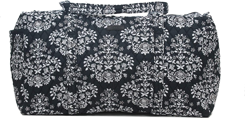 Vera Bradley Large Duffel Bag Chandelier Noir