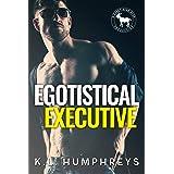 Egotistical Executive: A Hero Club Novel