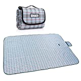 Dohiker Camping Sleeping Pad - Mat with Pillow,Inflatable & Compact, Camp Sleep Pad Backpacking,Camping,Hiking Air Mattressand Traveling Comfortable & Lightweight Air Cells Design