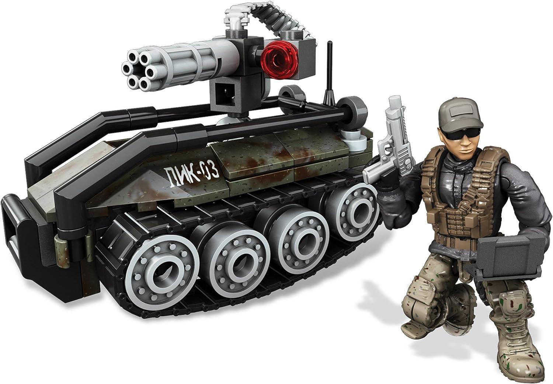 Mega Bloks Call of Duty Assault Stirke UGV Drone 6 Toy