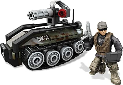 CNG75 Mega Bloks Call of Duty UGV DRONE Collector Construction Set