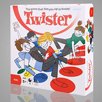 Nisels Twister Familia Juego de Mesa Estera de Juego para el Desarrollo Intelectual de la Infancia temprana interacción Entre Padres e Hijos de Juguete: Amazon.es: Juguetes y juegos
