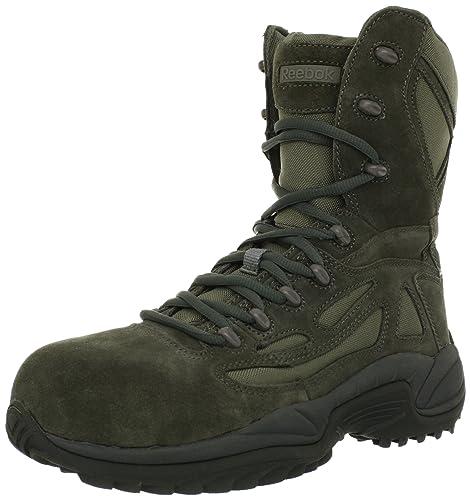 """Reebok Deber de Respuesta Rápida Rb8990 8 """"Tactical Boot"""