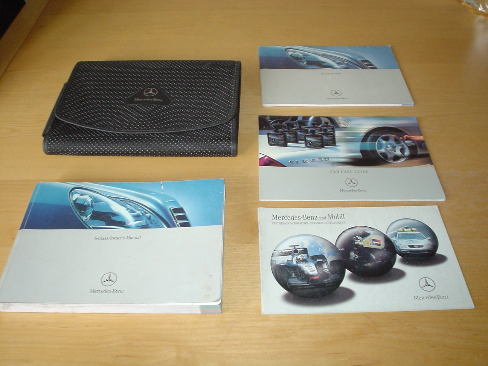 MERCEDES BENZ W220 S-CLASS S280 S320 CDI S350 4MATIC S400 CDI S430 S500  S600 S55 AMG OWNERS MANUAL HANDBOOK (1999 - 2006) (S 280 320 430 500) -  OWNER'S HAND ...