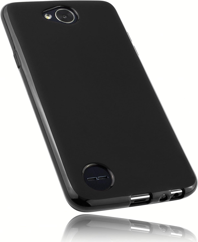 mumbi Funda Compatible con LG X Power 2 Caja del teléfono móvil ...