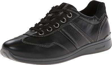 Prix réduit Chaussures femme ecco Chaussures à lacets noir