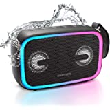 IPX7 Waterproof Bluetooth Speaker,Asimom 28W Portable Outdoor Speakers with Enhanced Bass,Bluetooth 5.0,Wireless Stereo…