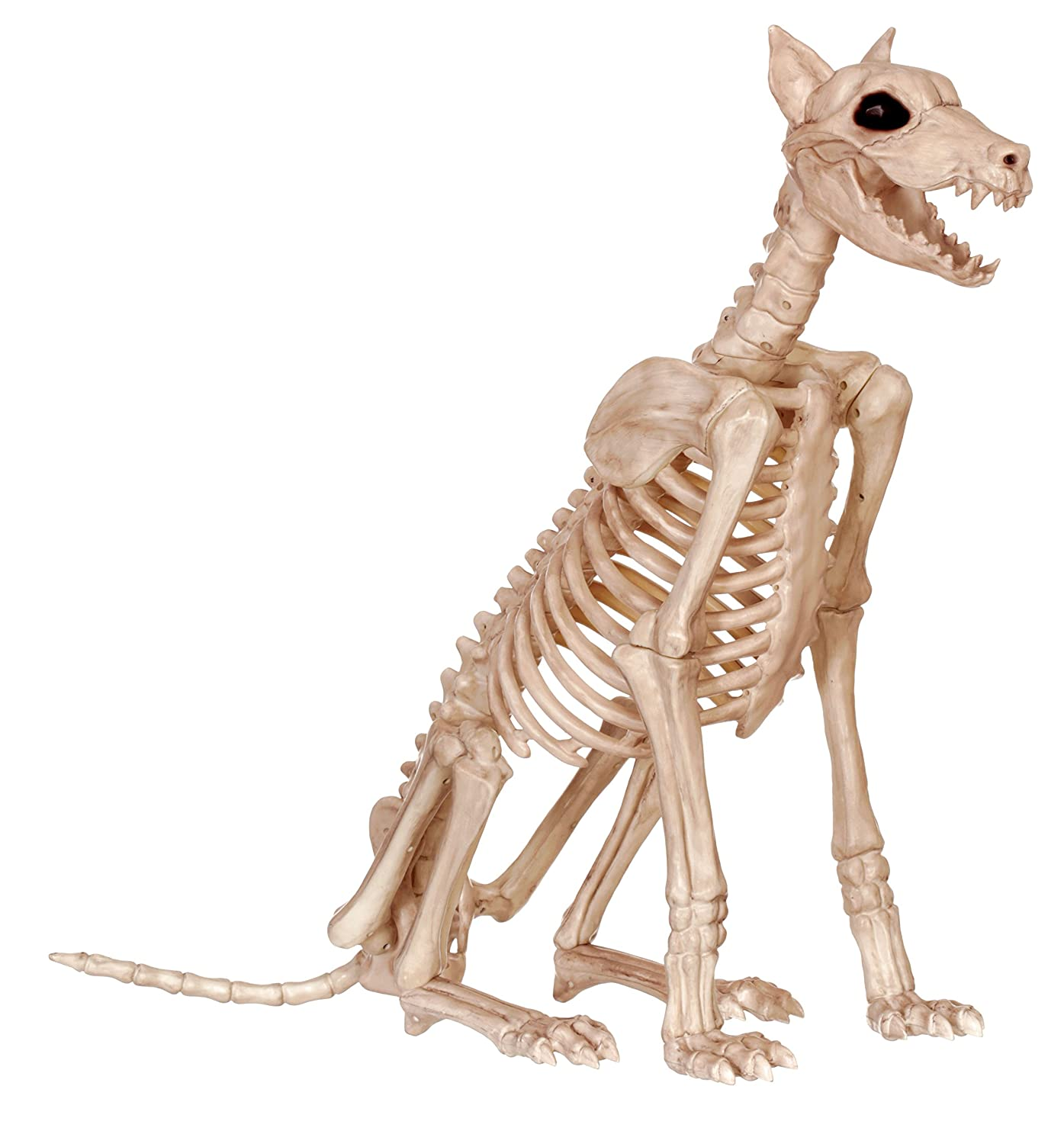 amazoncom crazy bonez skeleton dog badger bonez toys games