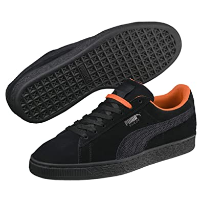 a1ebccf5f179 PUMA Men s Sneaker Shoes Suede Classic Tonal Nu Skool Black 36742402 (8 M  ...