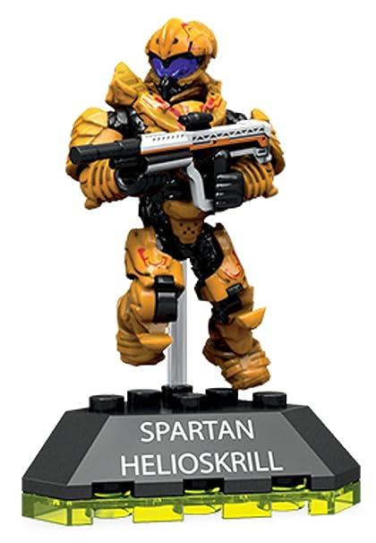 Mega Construx Halo Heros Legendary Spartans Helioskrill