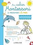 Mon cahier Montessori de vacances à la mer