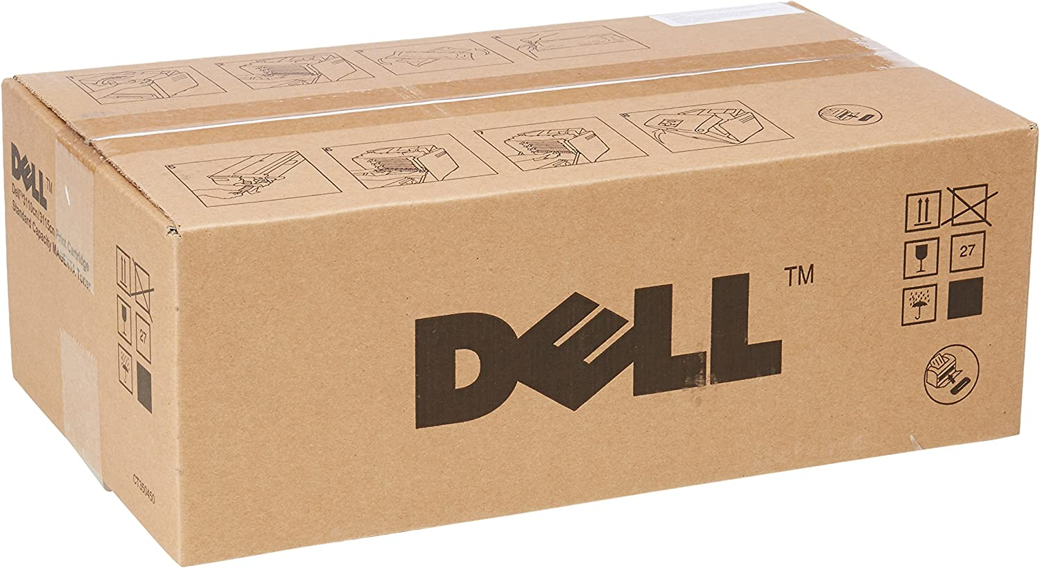 Dell MF790 3110 3115 Toner Cartridge (Magenta) in Retail Packaging