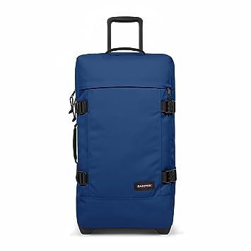 Eastpak - Tranverz M - Bagage à roulettes - Bonded Blue - 78L