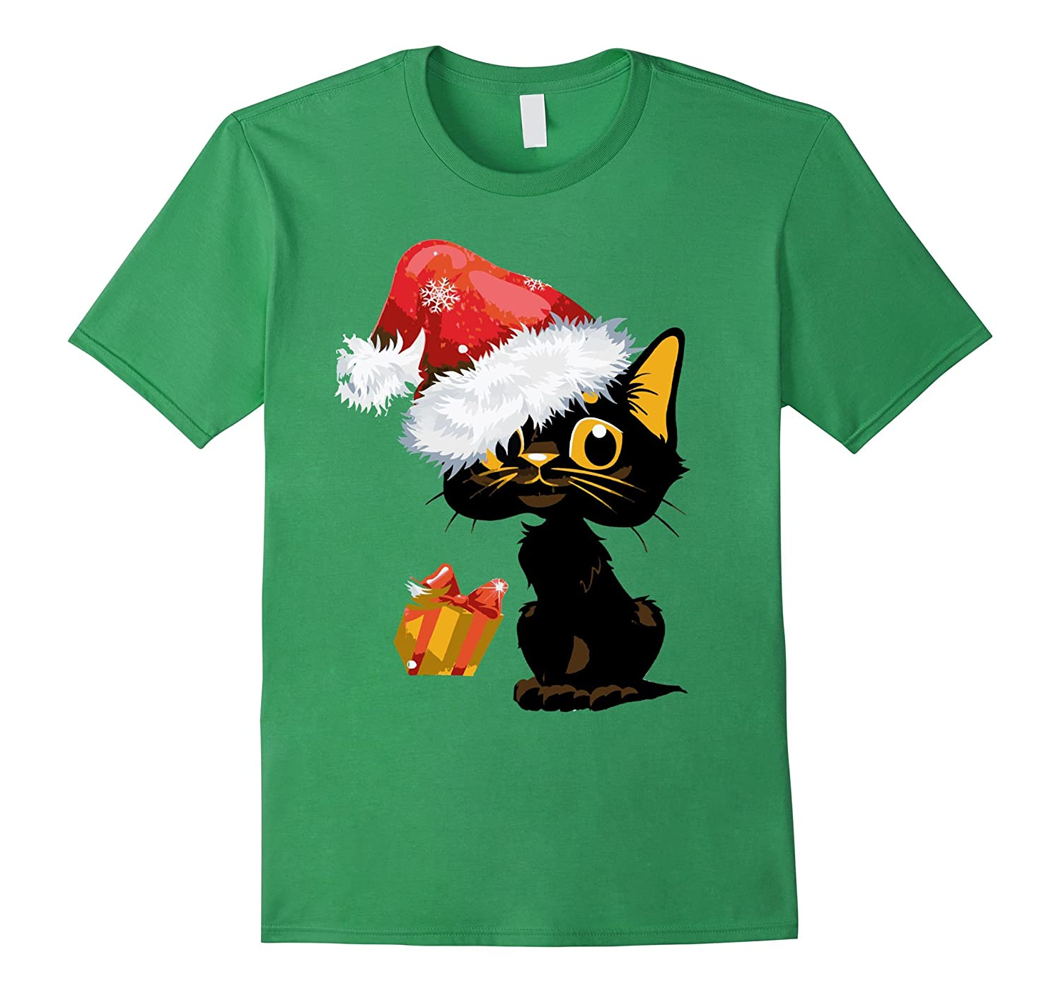 Christmas Vacation 2017 - Lady Cats with Gift T-shirts-CL