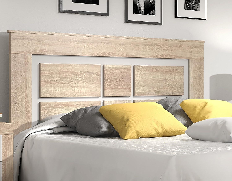 HOGAR24.es-Cabecero con Patas Lara 160 x 119 Color Blanco