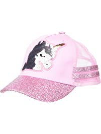 The Children s Place Girls  Big Novelty Sequence Baseball Cap 20c627ba53a8