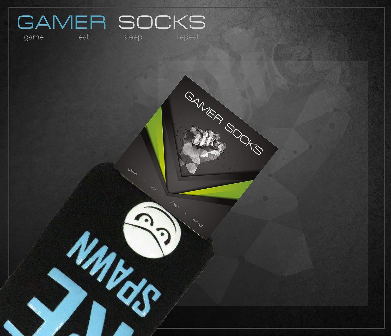 Fathers Day Novelty socks Eat Sleep Repeat Socks Dad Gaming Socks Daddy Gaming Gift Dad Gamer Gift YouTube Socks