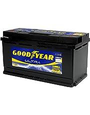 Goodyear GODF595 Bateria de coche Ultra 12V 100Ah 820A +D, 740A +D