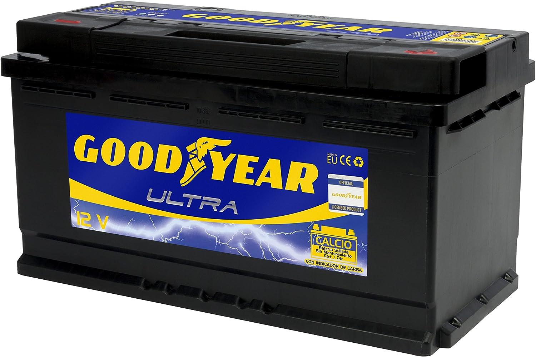 Goodyear GODF595 Bateria de coche Ultra 12V 100Ah 820A