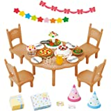 Sylvanian 4269 Families Party Set