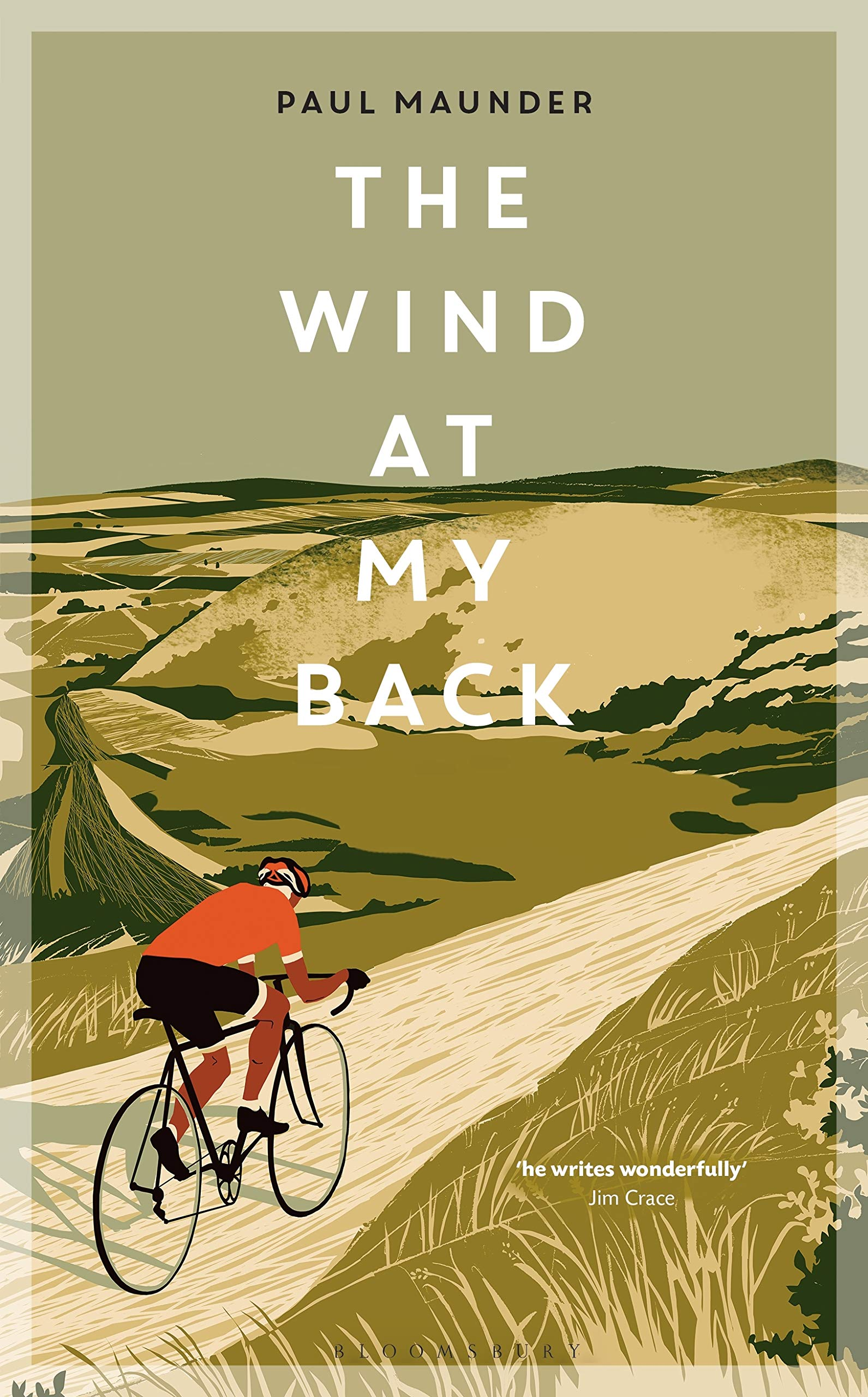 The Wind At My Back: A Cycling Life pdf