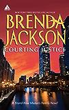Courting Justice (Mills & Boon Kimani Arabesque) (Madaris Family Saga, Book 10) (Madaris Family Series 18)