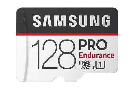 Samsung Pro Endurance - Tarjeta Micro SDXC con Adaptador 128 ...