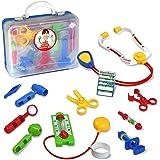 Kidzlane Deluxe Doctor Medical Kit - Pretend Play Set Kids