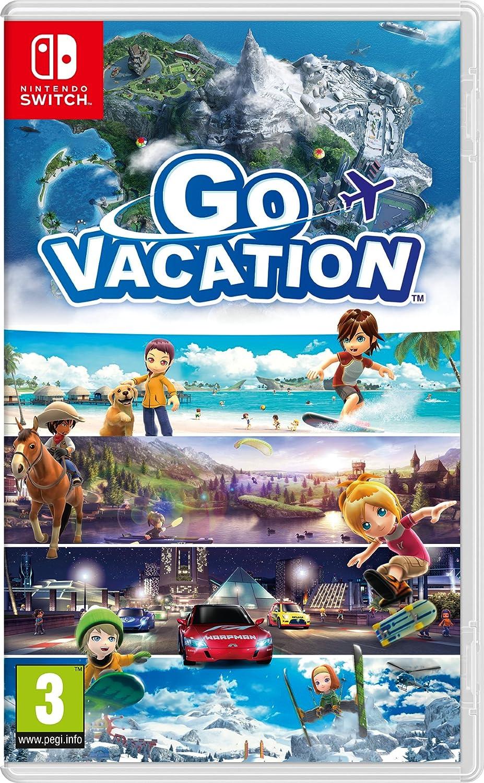 Go Vacation - Nintendo Switch [Importación inglesa]: Amazon.es: Videojuegos