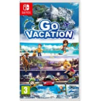 Go Vacation [Nintendo Switch] (CDMedia Garantili)