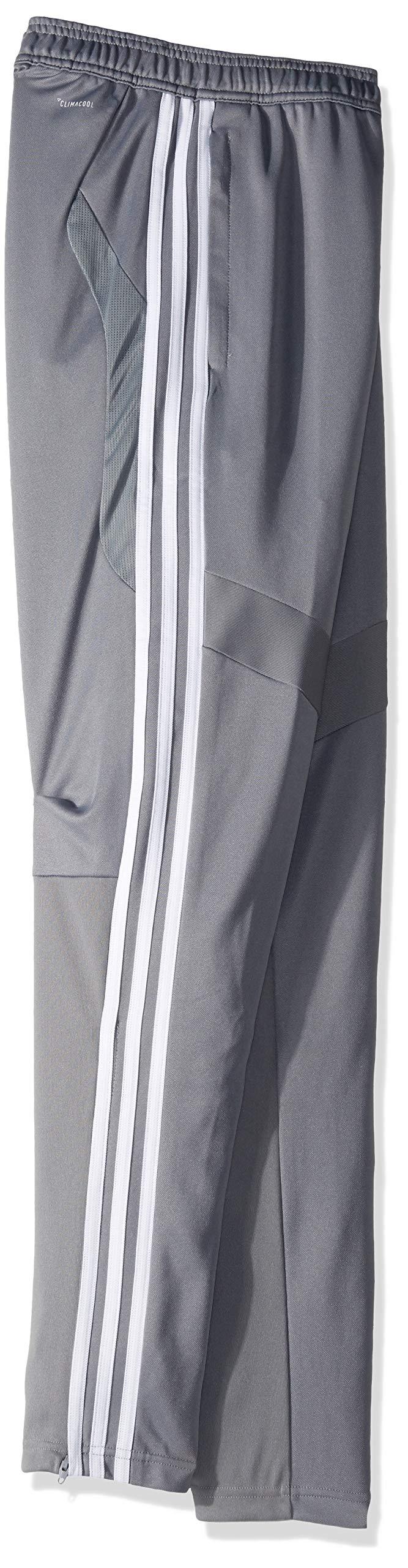 adidas Youth Tiro19 Youth Training Pants, Grey/White, XX-Small by adidas (Image #2)