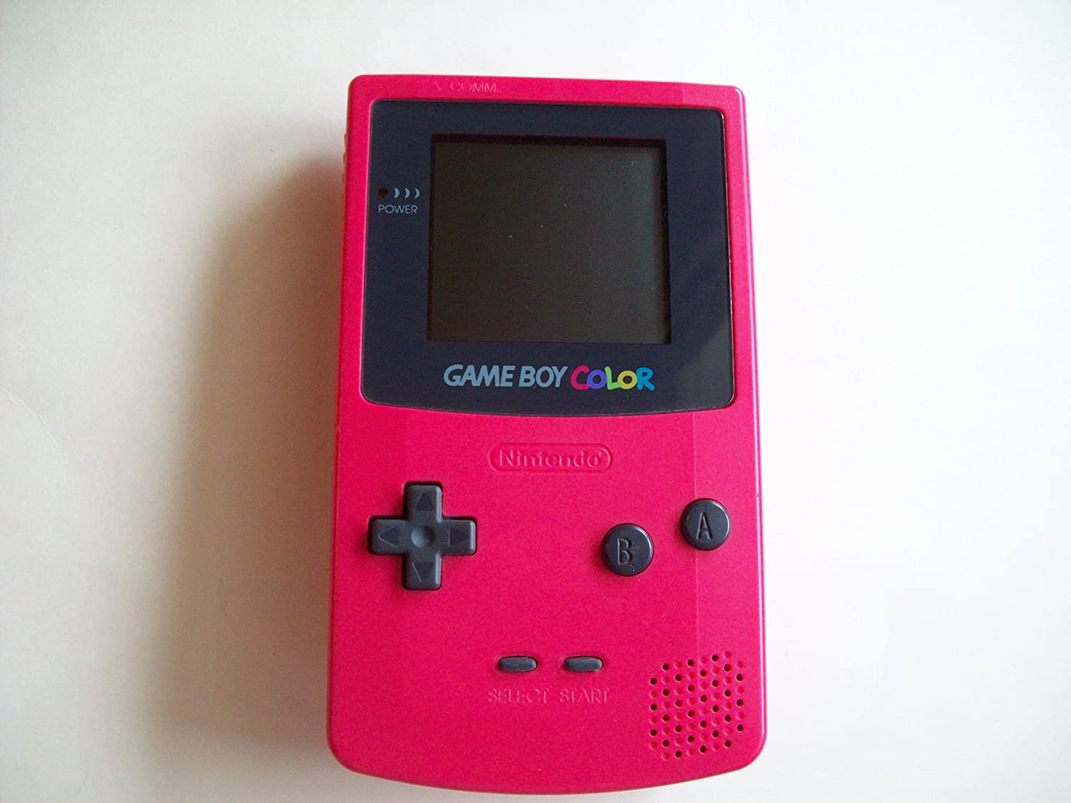 nintendo the launch of game boy color