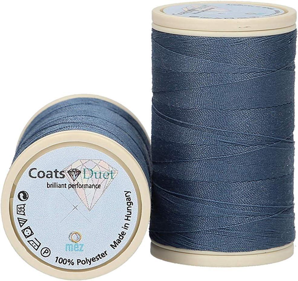 blu Mez 4646100/ Poliestere /06563/filo da cucito