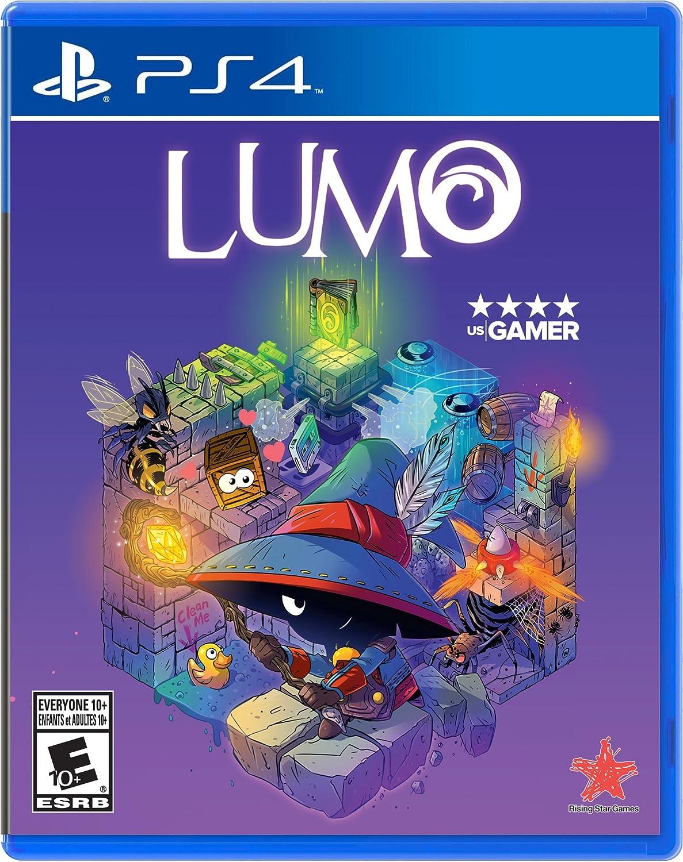 Amazon com: Lumo - PlayStation 4: Video Games