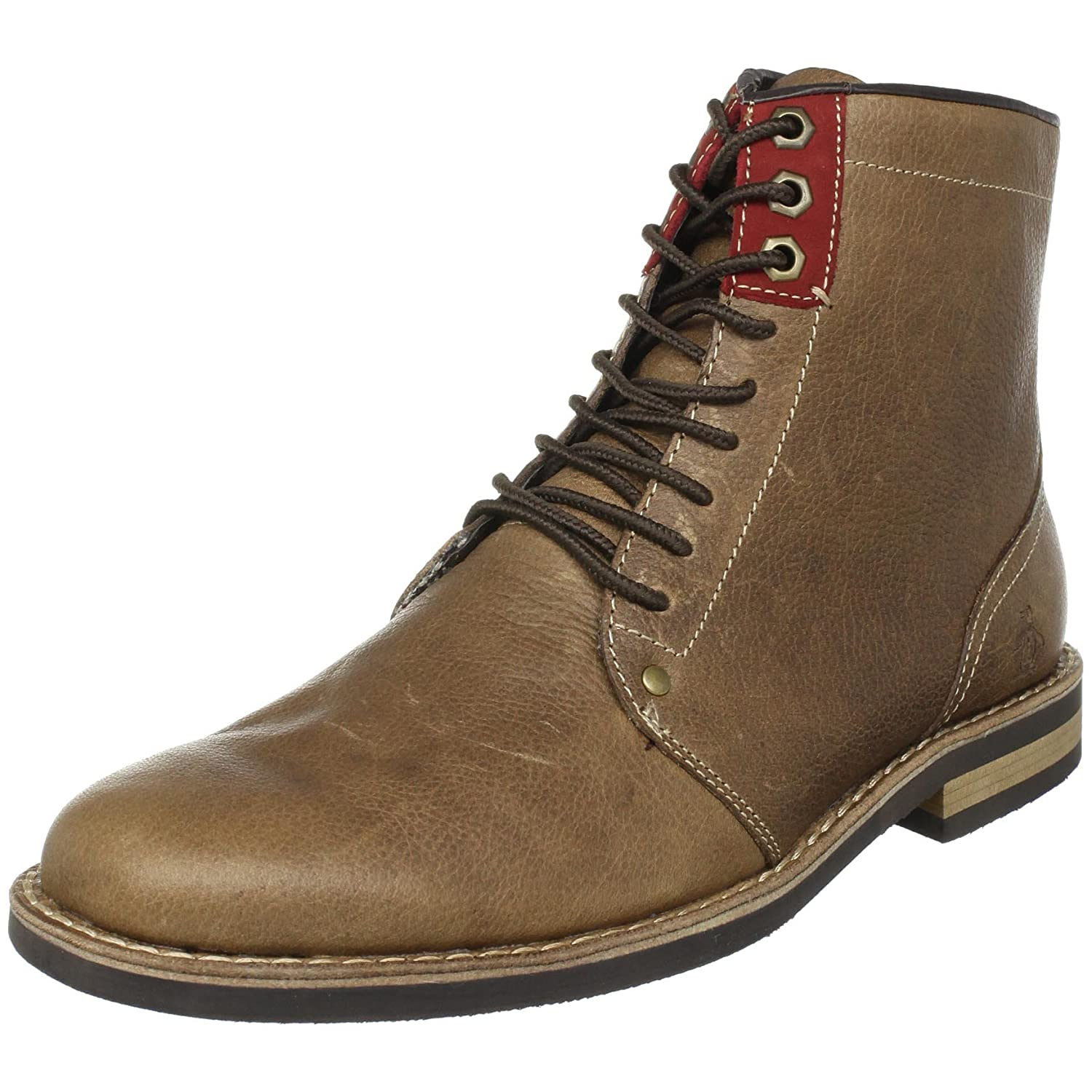 Amazon.com | Original Penguin Mens Jerry Jeff Engineer Boot, Drago, 13 M US | Oxford & Derby