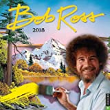 Bob Ross 2018 Wall Calendar: The Joy of Painting