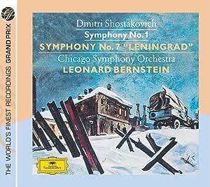 Shostakovich Symphonies Nos.1 7 Leningrad