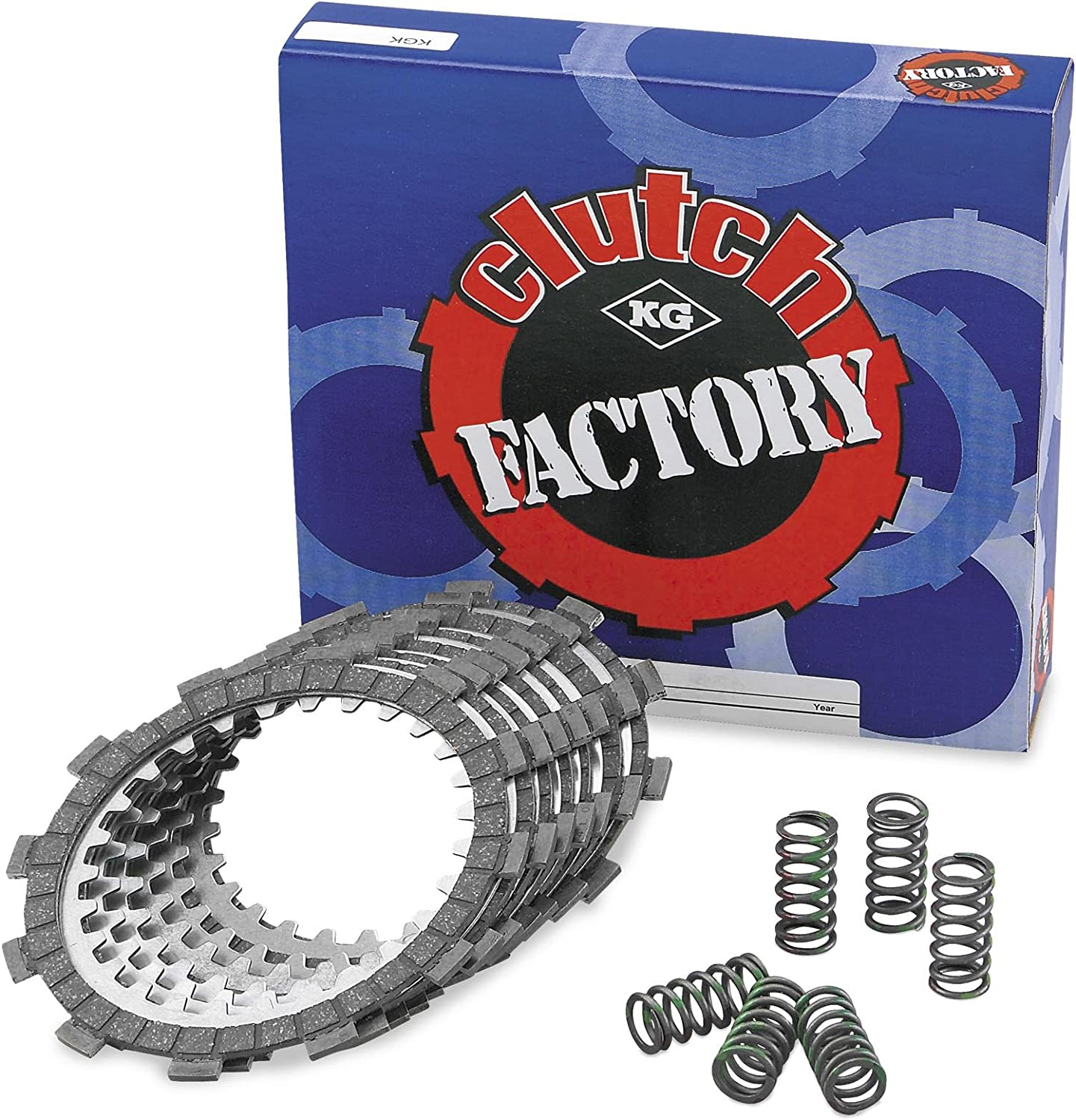 KG Clutch Factory Complete Kit for Kawasaki KLX450R 09