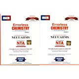 Universal Self Scorer Errorless Chemistry for NEET & AIIMS (Set of 2 Volume) 2019 Edition by Universal Books