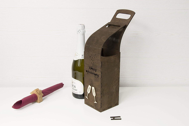 Gift Box Champagne Wine Box Gift Box For Wine Wedding Wine Box