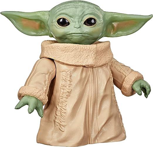 Baby Yoda Figure Star Wars The Mandalorian Baby Bounties Figures 6pcs//set