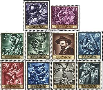 Prophila Collection España 1599-1608 (Completa.edición.) 1966 día ...
