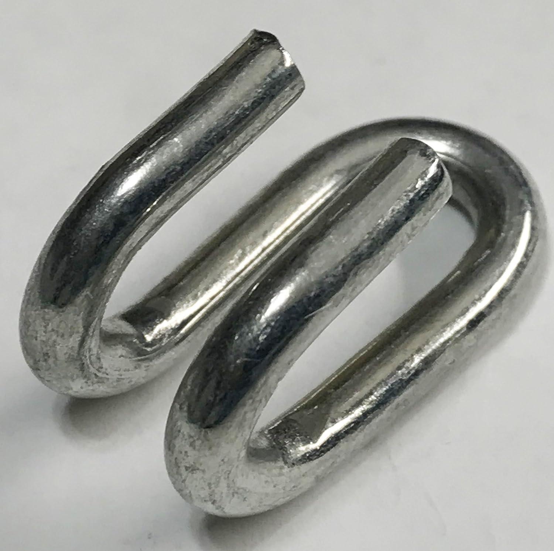 TireChain.com Part#177 3/16 .177 Tire Chains Cross Hook, Parts - Pkg of 10